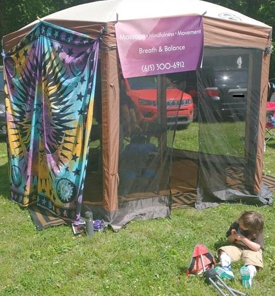 Kit Plummer Event Tent