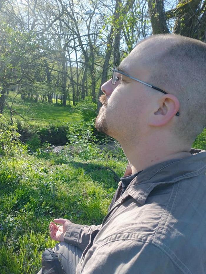 Kit Plummer Meditation